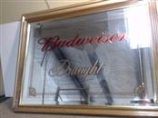BUDWEISER Sign BEER SIGN